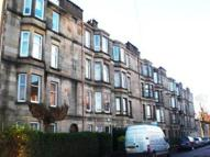 Flat in Trainard Ave, Tollcross...