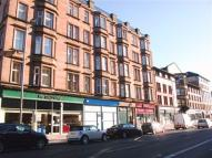 1 bedroom Flat to rent in Great Western Road...