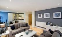 Serviced Apartments in Lanterns Way, London, E14