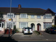 Terraced home in Springfield Drive...