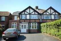 Flat to rent in Shrewsbury Road, London...