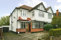 semi detached property for sale in Hendon Avenue...