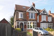 5 bed semi detached property in Church Crescent...