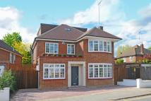 Detached property for sale in Freston Park, London N3