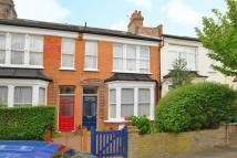Terraced home in Clifton Road, Finchley N3