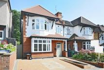 Windermere Avenue semi detached property for sale