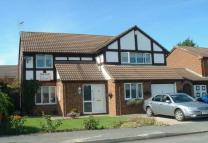 Detached house in Ffordd Nant, Kinmel Bay...