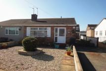 2 bedroom Semi-Detached Bungalow for sale in Llys Charles, Towyn...