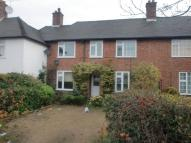 Terraced house in Northwood, Middlesex