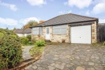 Detached Bungalow in Watford, WD19