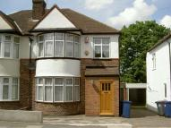 3 bedroom semi detached home for sale in Goldsmith Road...