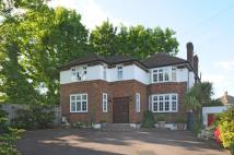Detached home in Totteridge, London, N20.