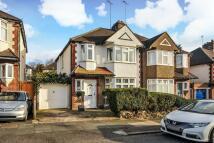 3 bedroom property in Naylor Road, Totteridge...