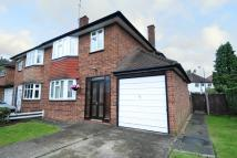 3 bedroom semi detached home to rent in Pinner, HA5
