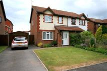 3 bedroom semi detached home for sale in Rothschild Close...