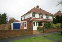 3 bed semi detached property for sale in Coach Road, Hamble...