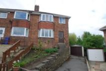 3 bed semi detached property in Victoria Close...