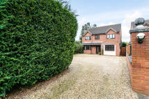 Detached home in Moulton, Northamptonshire