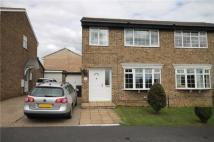 3 bed semi detached property in Oakfield Crescent...