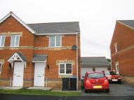 2 bedroom semi detached house in The Croft, Greencroft...