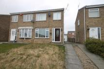 semi detached house to rent in Alfreton Close, Brandon...