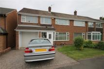 4 bedroom semi detached property for sale in Cambridgeshire Drive...