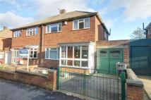 3 bedroom semi detached property in Swinside Drive, Belmont...