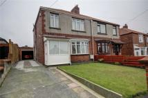 3 bedroom semi detached home for sale in The Avenue, Coxhoe...