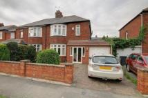 3 bed semi detached property in Durham Moor Crescent...
