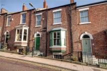 Terraced house in Albert Street...
