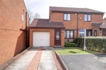 semi detached home for sale in Beaver Close, Pity Me...