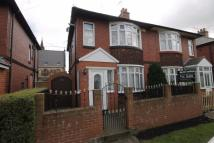 semi detached home to rent in Moor View, Consett...