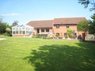 Detached home for sale in High Green, Woodham...
