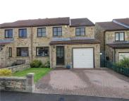 semi detached house in The Orchards, Staindrop...