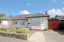Bungalow for sale in Draycote Crescent...
