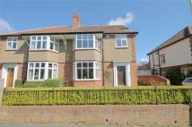 4 bedroom semi detached property in Flora Avenue, Darlington...