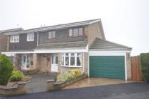 semi detached house in Grendon Gardens...