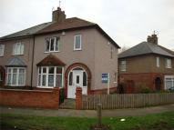 semi detached house in The Mead, Darlington...