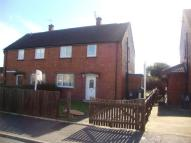 3 bed semi detached property in Crawford Close...