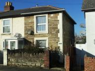 2 bed semi detached home in High Street, Oakfield...