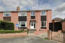 semi detached property in Causey Drive, Kip Hill...