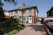 3 bed semi detached house for sale in Harelaw, Stanley...