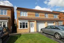 3 bedroom semi detached home in Cloverhill Court...
