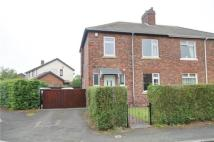 3 bedroom semi detached home for sale in Hazel Grove, Burnopfield...