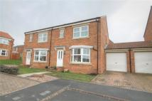 3 bed semi detached home for sale in Orchard Grove, Kip Hill...