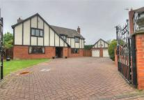 Detached home for sale in St Pauls Drive...