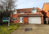 Detached property in Whitehill Hall Gardens...