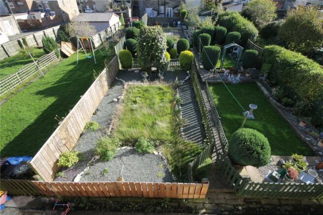 Garden From Above