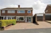 semi detached house for sale in Cumberland Road...