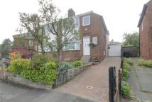 semi detached property for sale in Woodlands Road...